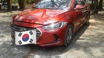 Cần bán xe Hyundai Elantra 1.6 AT sản xuất năm 2016, màu đỏ, chính chủ