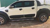 Bán Ford Ranger Wildtrak 3.2 sản xuất năm 2016, màu trắng, xe nhập