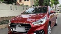 Bán Hyundai Accent 1.4 MT năm 2018, màu đỏ