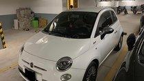Bán Fiat 500 sản xuất 2009, màu trắng, nhập khẩu
