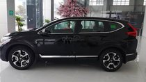 Bán Honda CR V L đời 2019, màu đen, nhập khẩu