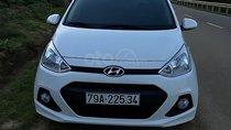 Bán Hyundai Grand i10 2014, màu trắng, xe nhập, xe gia đình