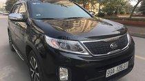 Cần bán Kia Sorento năm sản xuất 2016, màu đen, số tự động, giá 638tr