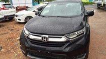 Bán Honda CR V đời 2019, màu đen, nhập khẩu nguyên chiếc, giá cạnh tranh nhất Đà Nẵng