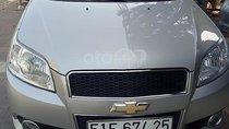 Bán Chevrolet Aveo năm sản xuất 2016, màu bạc