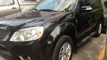 Cần bán xe Ford Escape 2.3L 2 cầu đời 2012, màu đen