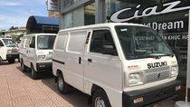 Bán Suzuki Van mới 100%, màu trắng, tặng tiền mặt giá tốt, liên hệ 0911.935.188
