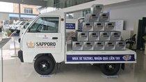 Bán Suzuki 5 tạ Truck mới 100%, màu trắng, tặng tiền mặt, giá tốt liên hệ 0911.935.188