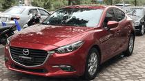 Bán Mazda 3 1.5AT 2017 màu đỏ cực chất, xe đẹp, giá mềm