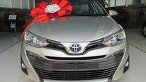 Toyota Hùng Vương ưu đãi lớn cho xe Vios G số tự động, đời 2019, giao ngay, đủ màu