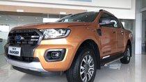 Bán Ford Ranger Wildtrak 2 cầu mới 100%, giảm tiền mặt, tặng phụ kiện, đủ màu, LH 0907782222