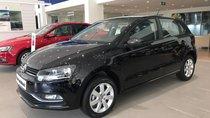 Cần bán xe Volkswagen Polo HB đen - Ưu đãi đặc biệt dịp khai trương