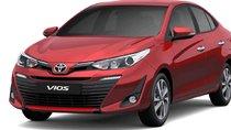 Xe Vios G tại Toyota Hải Phòng, giao ngay giá tốt