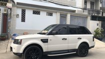 Bán LandRover Range Rover Autobiography 5.0 2011, màu trắng
