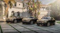 Rolls Royce cho ra mắt 4 phiên bản đặc biệt đại diện cho năm 2019