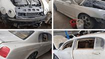 """Ngã ngửa với giá """"hạt dẻ"""" cho bộ 3 ô tô cũ Bentley, BMW, Mercedes ở Hà Nội"""