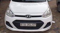 Cần bán Hyundai Grand i10 năm 2016, màu trắng, xe nhập