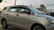Cần bán lại xe Toyota Innova đời 2008, màu bạc, nhập khẩu, giá 276tr