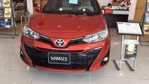 Cần bán xe Toyota Yaris 2018, màu đỏ, nhập khẩu