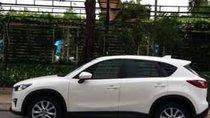 Cần bán gấp Mazda CX 5 đời 2015, màu trắng, giá tốt