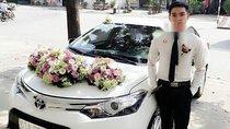Bán Toyota Vios 1.5G năm sản xuất 2017, xe nhập, 550tr