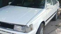 Cần bán gấp Toyota Corolla năm sản xuất 1984, màu trắng, xe nhập