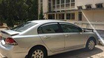 Cần bán lại xe Honda Civic đời 2010, màu bạc, nhập khẩu, giá tốt