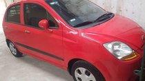 Cần bán lại xe Chevrolet Spark Van năm sản xuất 2014, màu đỏ số sàn
