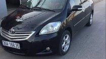Bán Toyota Vios sản xuất 2009, màu đen
