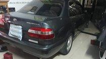 Cần bán gấp Toyota Corolla Altis GLI sản xuất 2001, màu đen, xe nhập