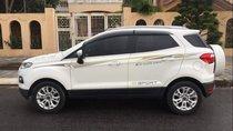 Cần bán Ford EcoSport Titanium năm 2015, màu trắng