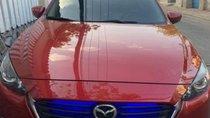 Bán Mazda 3 FL đời 2017, màu đỏ, giá chỉ 670 triệu