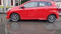 Cần bán Toyota Wigo sản xuất 2019, màu đỏ, nhập khẩu