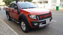 Bán ô tô Ford Ranger Double Cab 3.2 AT năm 2014, nhập khẩu nguyên chiếc còn mới