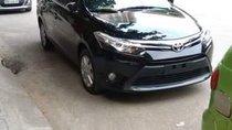 Bán Toyota Vios năm 2016, màu đen, xe còn mới, giá chỉ 530 triệu