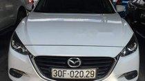 Bán Mazda 3 sản xuất 2018, màu trắng, giá tốt