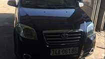 Cần bán xe Daewoo Gentra năm sản xuất 2008, màu đen, 168 triệu