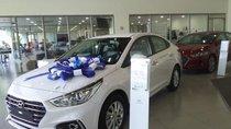 Bán xe Hyundai Accent 1.4 AT 2019, màu trắng giá cạnh tranh