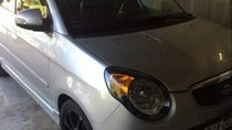 Cần bán lại xe Kia Morning sản xuất 2011, màu bạc, giá chỉ 195 triệu