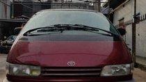 Cần bán xe Toyota Previa năm 1990, màu đỏ, xe nhập, giá tốt
