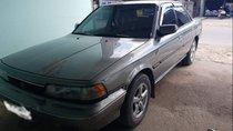 Cần bán lại xe Toyota Camry năm sản xuất 1988, màu xám số sàn, giá chỉ 100 triệu