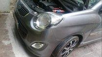 Cần bán xe Kia Morning sản xuất năm 2011, màu xám, nhập khẩu nguyên chiếc, giá chỉ 173 triệu