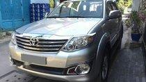 Cần bán xe Toyota Fortuner V đời 2014, màu bạc, giá 720tr