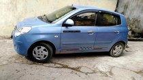 Bán Kia Morning MT năm sản xuất 2008, màu xanh lam, xe nhập giá cạnh tranh