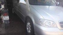Cần bán lại xe Kia Carnival năm sản xuất 2007, màu bạc, giá chỉ 215 triệu