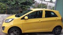 Cần bán Kia Morning sản xuất năm 2014, màu vàng còn mới giá cạnh tranh
