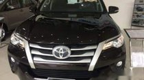 Bán Toyota Fortuner đời 2019, xe màu đen