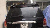 Bán Ford Escape năm sản xuất 2002, màu đen, xe nhập, 309tr
