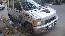 Cần bán gấp Suzuki Wagon R năm 2002, màu bạc, nhập khẩu nguyên chiếc, giá 80tr
