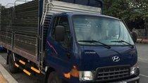 Cần bán gấp Hyundai Mighty đời 2017, màu xanh lam, nhập khẩu nguyên chiếc